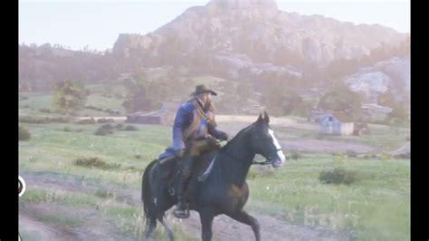 dead redemption horse ps4