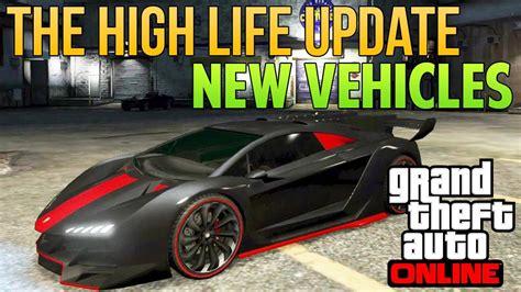 gta   high life update cars bike gameplay high