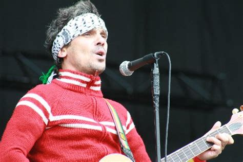 Manu Chao Heading For Lovebox Weekender