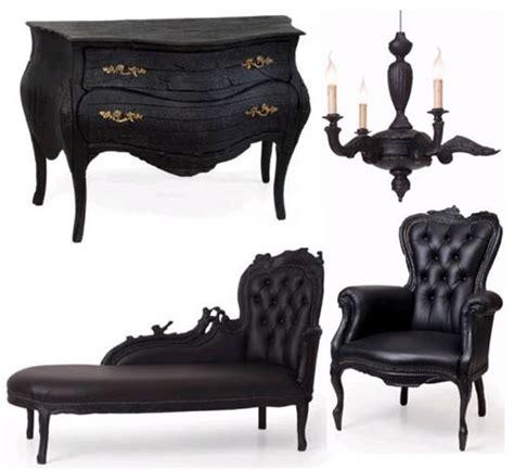 Second Hand Sofa Bed by Maarten Baas Gothic Burned Furniture La Carmina Blog