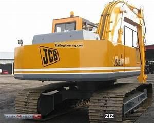 Jcb Js 150lc Js150 1995 Caterpillar Digger Construction Equipment Photo And Specs