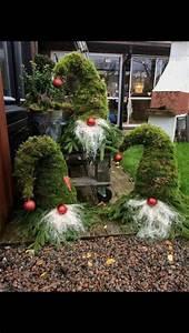 Weihnachtsdekoration Für Draussen : ber ideen zu weihnachtsdeko aussen auf pinterest ~ Articles-book.com Haus und Dekorationen