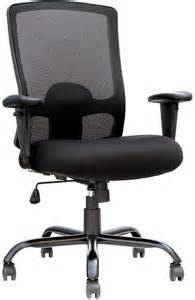 eurotech big and high capacity task chair