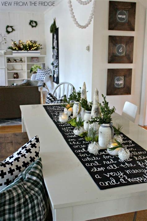christmas decor for dining table 33 inspiring christmas decor ideas to elevate your dining table