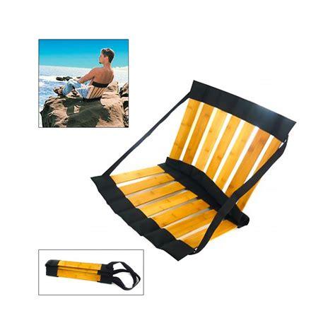 siege plage pliable siège de plage pliant bambou à 18 95