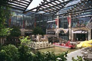 San Antonio Texas Riverwalk Mall
