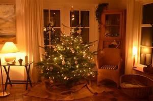 Frisches Tannengrün Kaufen : weihnachtsbaum im wohnzimmer home image ideen ~ Lizthompson.info Haus und Dekorationen