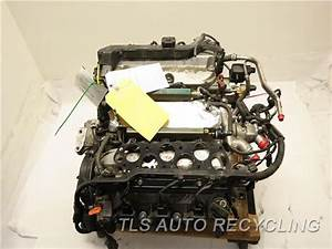 2005 Acura Rl Engine Assembly - Engine Long Block 1 Year Warranty - Used