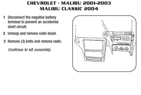 Iphone Chime Wiring Diagram by 2001 Chevrolet Malibuinstallation