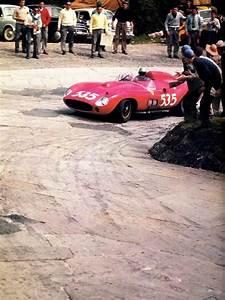 Piero Taruffi Ferrari 315S 1000 Miglia 1957 Mille