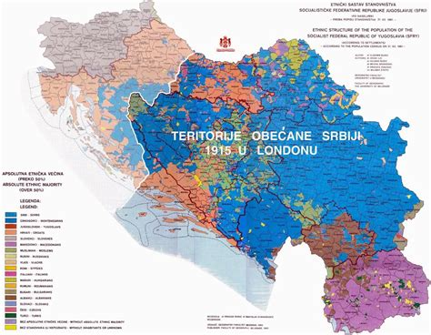 Propuštena šansa da se stvori Velika Srbija u Londonskom ...