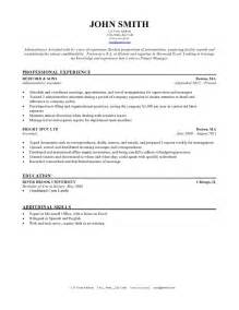 Resume Template Expert Preferred Resume Templates Resume Genius