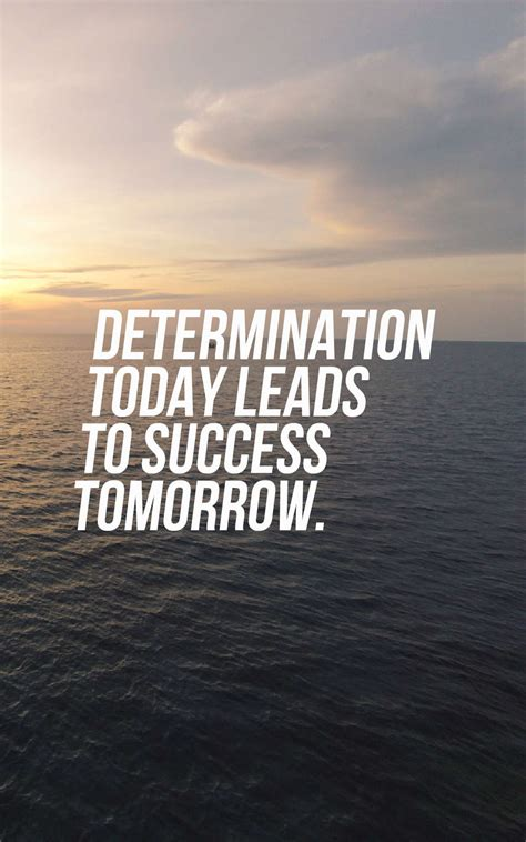 inspirational determination quotes  sayings