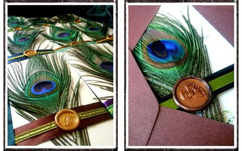 Creative Gold Peacock Large Wall Clock Metal Living Room: 17+ Best Images About Wedding Wax Seals Wax Wedding Wax