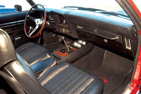 Z28 Camaro Interior by 1969 Chevrolet Camaro Z 28 The Other Pony Car Heacock