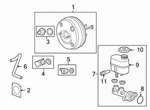Cadillac Escalade Valve  Check  Vacuum  Hose  Kit