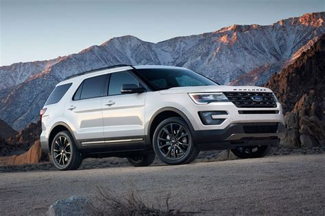 Ford Suvs Reviews & Pricing