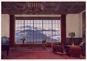 Hitler's Eagles Nest Interior