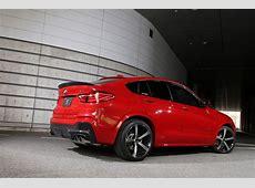 BMW X4 Gets 3D Design Tuning Program autoevolution