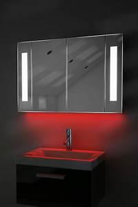 Mirroir Salle De Bain : miroir de salle de bain rasage led avec bluetooth rasoir ~ Dode.kayakingforconservation.com Idées de Décoration