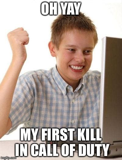 Oh Fuck Meme - first day on the internet kid meme imgflip