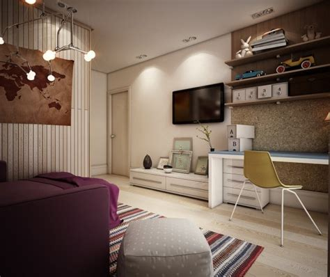 chambre moderne ado 6 chambres que votre adolescent va adorer