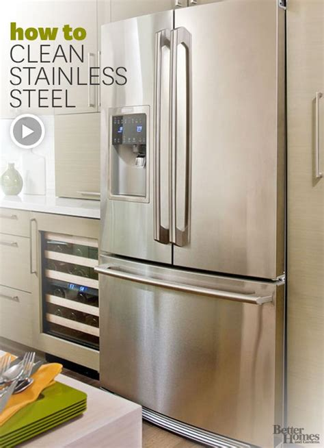 how to clean a stainless steel kitchen sink clean stainless steel even those water stains 9703