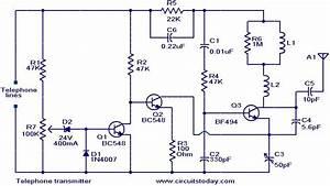 Radio Transmitter Circuit