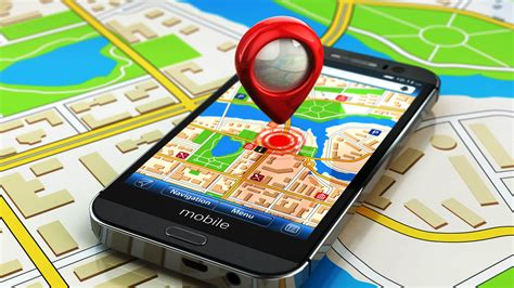 3 mobile store locator maps showing how typically spend at a