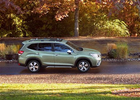 Subaru Forester 2020 Colors by 2020 Subaru Forester Redesign Colors Price Release