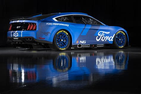 First-look gallery: Next Gen Ford Mustang | NASCAR