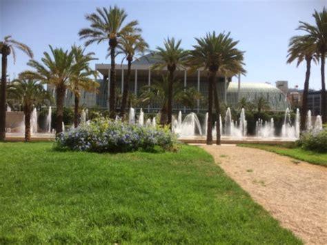 jardines del turia valencia spain review  jardines