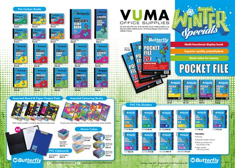 Office Supplies Za by Vuma Office Supplies Specials