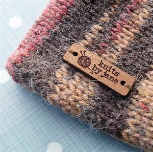 Wooden clothing labels sew on garment labels personalized for How to sew labels on clothes