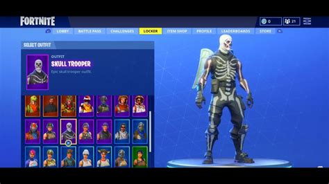 selling  fortnite account  skins hmu   buytrade