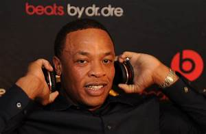 WSJ profile describes Dr. Dre as a perfectionist, compares ...