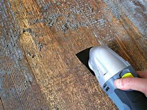 the speckled goat removing glue or adhesive from With how to remove glued hardwood floor