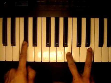 How To Play E2 Chord Piano Lagu
