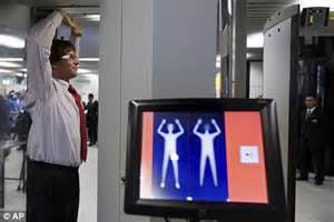 Full Body Airport Scanners