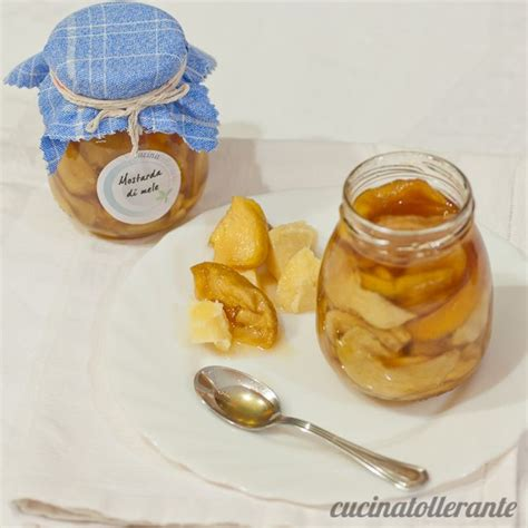 mostarda mantovana di mele mostarda mantovana di mele e limone food chutney