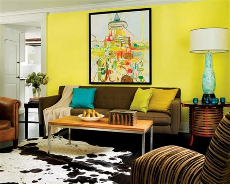 yellow living room 15 paint color design ideas that will liven up your living