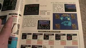 90 U0026 39  Nintendo Power Final Fantasy Strategy Guide