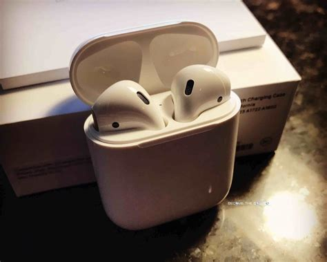 review apple airpods  unboxing