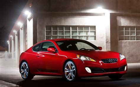 2011 Hyundai Genesis Coupe Review by New Car Review 2011 Hyundai Genesis Coupe 3 8 R Spec
