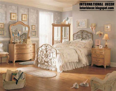 simple steps  vintage style bedroom