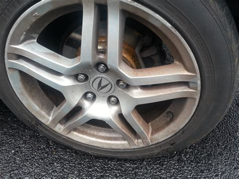dust brake rust rim wheels tl tires tyre 3g acurazine bad there reply acura