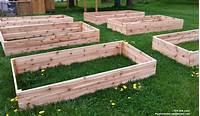 raised garden boxes Cold Frame Covered Raised Garden Bed – Plastic Lumber ...