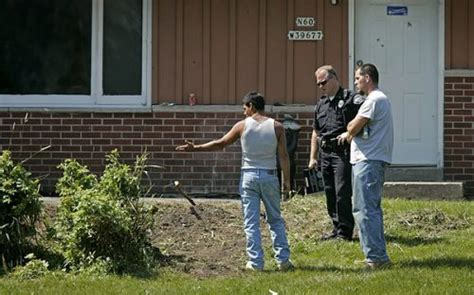 Remains Found Buried In Yard
