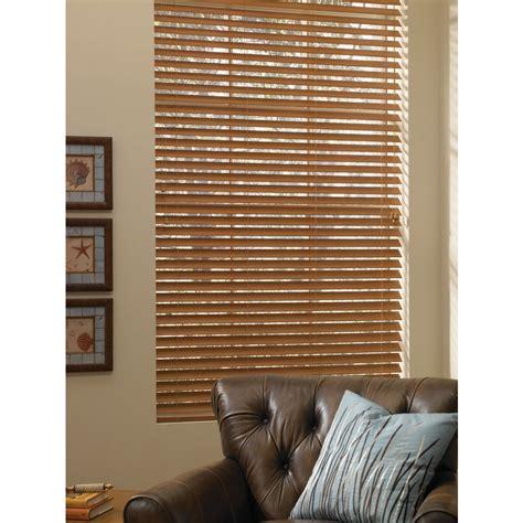 wooden blinds lowes faux wood blinds on shoppinder