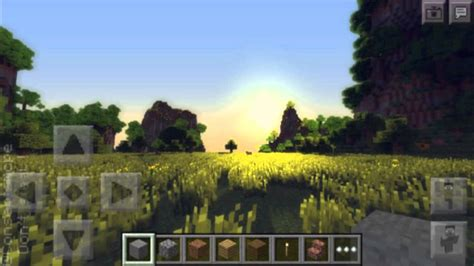 mcpe future concepts pc shaders youtube